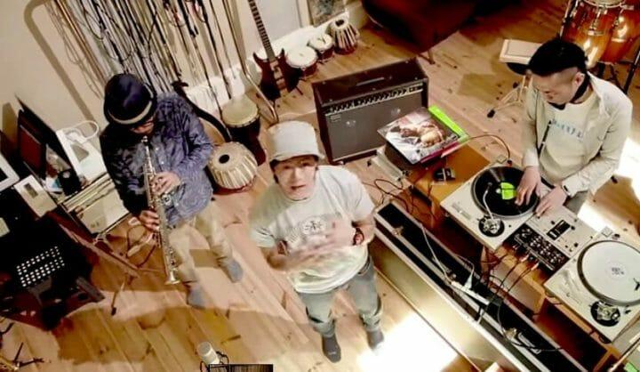 Uyama Hiroto Remix featuring Shing02