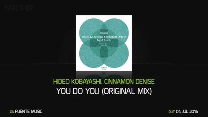 HOUSE良曲 Hideo Kobayashi,  feat.Cinnamon Denise