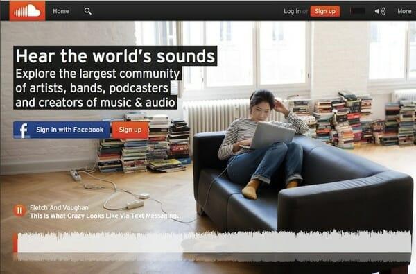 Soundcloudのダウンロード方法とSoundcloudの良いトコロ