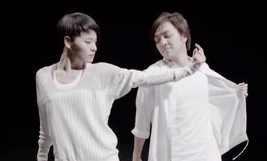 三浦大知と世界的ダンサーKOHARU SUGAWARAのダンスセッション
