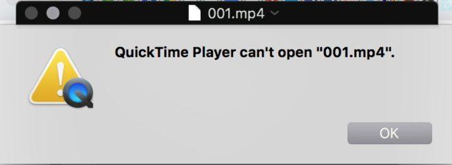 Youtubeダウンロードサイトでダウンロードしたファイルは再生エラーになった